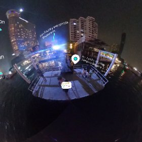 The jam factory pier on Chao Phraya river https://goo.gl/MjJSbK  #firefly3d