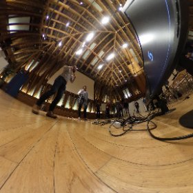 I2C Start Academy- Pitch Preparations  #theta360