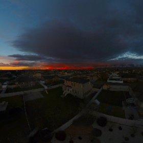 #360photo from Syracuse Utah, 17NOV17 #imthemobileguru #theta360