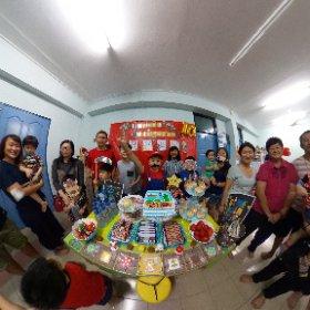 Ryan Mario Birthday Party!