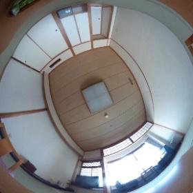 熱川ハイツ お部屋画像 #theta360