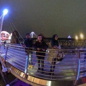 Hello London Eye ⚡️ #theta360 #theta360it