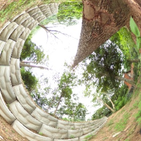 Take a Tour on our CPS 360 Angle at KaoKiaw Open Zoo#2. Product Retaining Wall.
