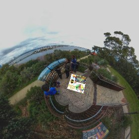 360 spherical northern view Walkway tree top walkway Mount Eliza Kings Park Botanical Gardens in Perth WA, SM hub https://goo.gl/jj6ZgV BEST HASHTAGS  #TreetTopWalk   #KingsParkWA   #PerthCity  #VisitPerthWA   #PerthAdventure   #WaTourism  #butterfly3d