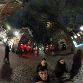 #Amsterdam #redlight #district #Holland #theta360