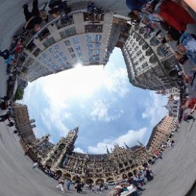 Excursion in Munich #theta360