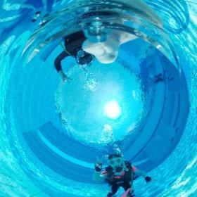 2020/08/17 土肥プール #padi #diving #フリッパーダイブセンター #土肥 #theta #theta_padi #theta360 #群馬 #伊勢崎 #ダイビングショップ #ダイビングスクール #ライセンス取得
