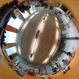 Makerspace #theta360 #theta360de