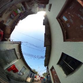 First 360 image #theta360