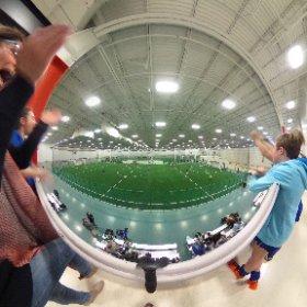 Goal!!!  #soccer #girlpower #theta360