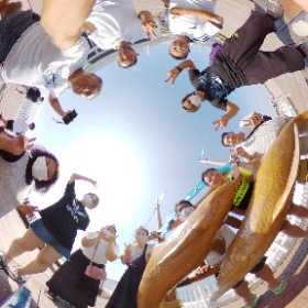 2020/09/05 海ほたるPA #padi #diving #フリッパーダイブセンター #大瀬崎 #theta #theta_padi #theta360 #群馬 #伊勢崎 #ダイビングショップ #ダイビングスクール #ライセンス取得