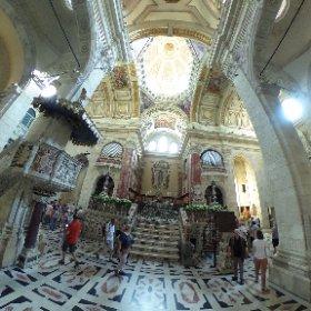 R0010503.JPG / 03.10.2017/ MSC2017 Armonia - Cathédrale Sainte Marie sur l'île de Cagliari en Italie