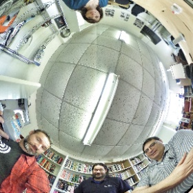 We are in the mini library if you're coming to @stationX at @TNMOC on the left as you come in. #theta360uk