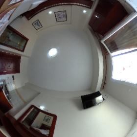 Oceanis 301 - szoba