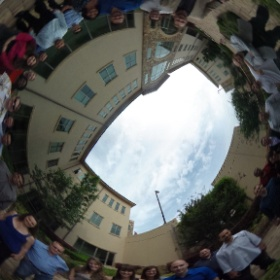A beautiful Friday morning with the Advice Interactive crew in McKinney Texas! @advicegroup #goadvice #theta360