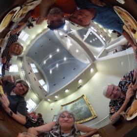 Scott Dere class at PPSNYS Banquet (2), July 21, 2016, Geneva, NY