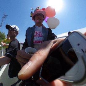 フカヒレです!#東北風土2016 #GenkiTohoku 詳細はこちら http://i.ktri.ps/genkitohoku #theta360