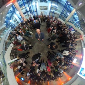 And it's a wrap for #digifest17 day one - thanks everyone, you were great! #theta360