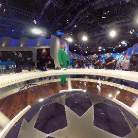 SkyCL Studio 360° Blick vom Experten-Tisch #theta360de