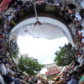 自由民主党街頭演説 平成28年6月26日 コレット(小倉)