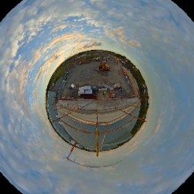 Claregalway Cólaiste development secured by Mercurry Security #Rain3d #craicingalway #divmedia #theta360 #theta360uk