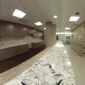 Sneak peak inside @NebraskaMed and the Lauritzen Outpatient Center. #theta360