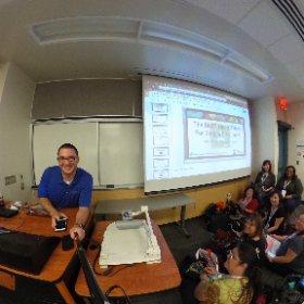 It's a packed house for The BEST Tips & Tricks for #GoogleClassroom at #edtechteam Hawaii Google Summit @edtechteam @thejanusgroup #theta360