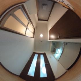 チサトハイツ2 室内廊下