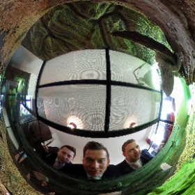 Mark, his Groomsmen and DRAGON, ready to get hitched. Cá bhfuil Matthew? www.LauraAndBennyPhotography.com