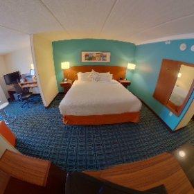 Fairfield Inn and Suites Greenville #theta360