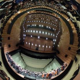 3 Symphonieorchester Vorarlberg  Mahler 7 20-10-17 Feldkirch Monforthaus  mit Kirill Petrenko  #theta360de