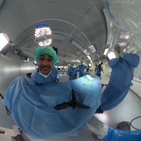 #medvisual work in progress #medical #amts #basel #switzerland #theta360