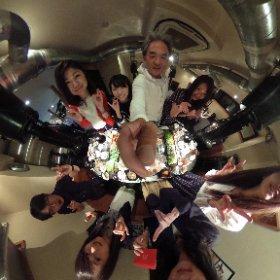 #hikaru会 #firefly3d #theta360