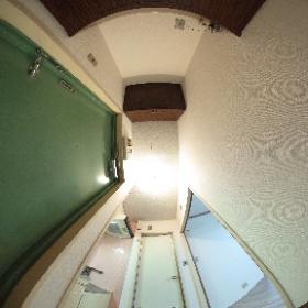 クレインヒル302 玄関