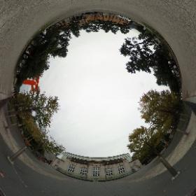 #京都府立図書館 #KyotoPrefecturalLibrary #RICOH #thetas #パノラマvr #panoramavr #Japan #京都 #Kyoto #theta360