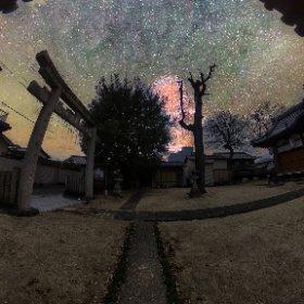 LuminarAI × STANDALONE Theta Stitcher ver.2.20.1 #thetaz1 #theta360