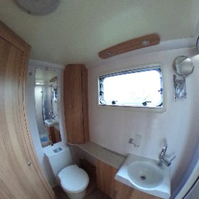 Bailey Unicorn Seville 2013 - bathroom 360 https://pirancaravansales.co.uk/431-bailey-unicorn-s2-seville