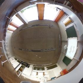 Salle de classe #theta360 #theta360de