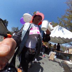 ハーフの味噌きゅーりがちょーうまいっす!#東北風土2016 #GenkiTohoku 詳細はこちら http://i.ktri.ps/genkitohoku #theta360
