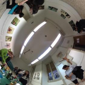 Fine Arts Capstone Exhibition at The American University of Rome