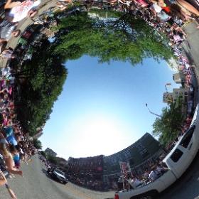 2018 pride parade. #theta360