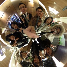 Happy B-day, mybro! #snowcrystal3d #theta360