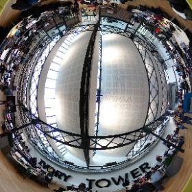 Inauguration du nouveau studio d'Ubisoft Ivory Tower (The Crew) à Villeurbanne (Rhône).  #theta360 #theta360fr