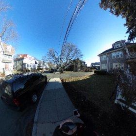 92 Johnson Avenue, Winthrop,  Massachusetts.  #sylviaplath  #theta360