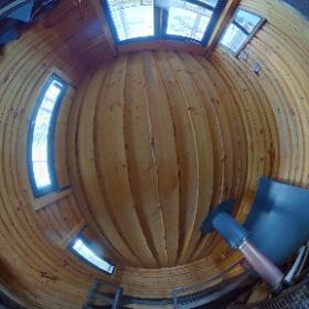 Järvilomat Niemennokka sauna #theta360
