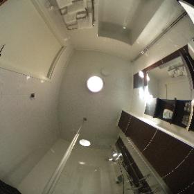 Lapin Satu room #6 toilet #theta360
