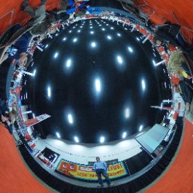 @brickfestlive #360 shot. | #Philly #VR #theta360