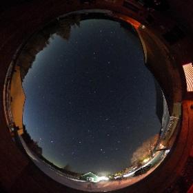 17 Mars 2018 - Pavillon d'astronomie Velan à Tremblant -20°C (-4° F)