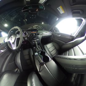 2012 C63 mercedes 507 edition interior