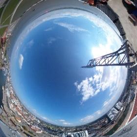 Bremerhaven #theta360